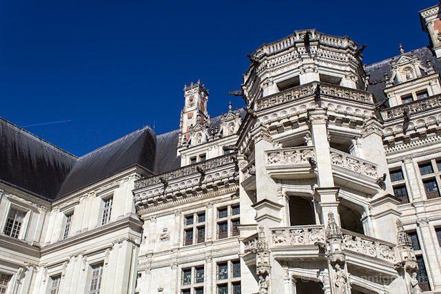 Francia Valle Loira Castllo Real Blois