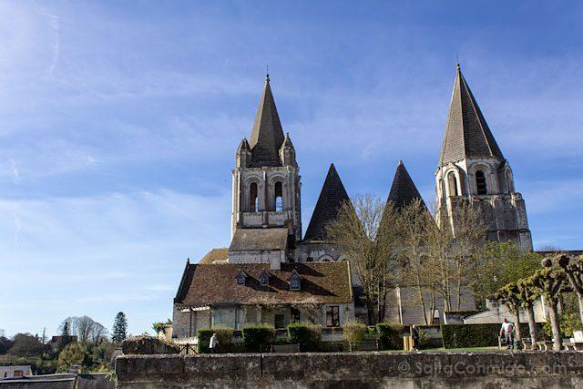 Francia Valle Loira Loches