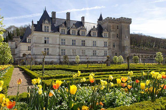 Francia Valle Loira Villandry Jardines