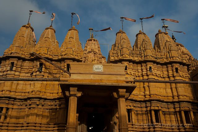 India Jainismo Rajastan Jaisalmer