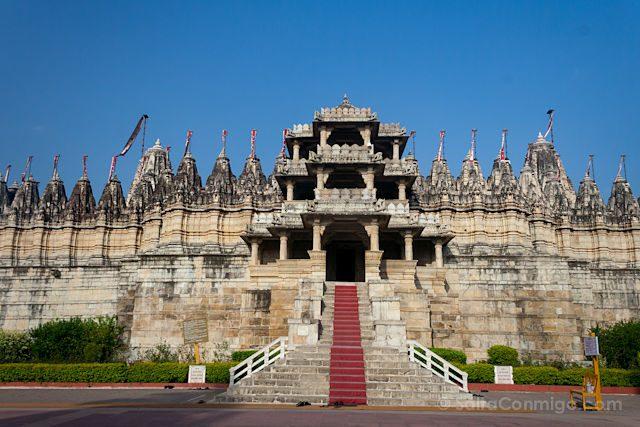 India Jainismo Rajastan Ranakpur