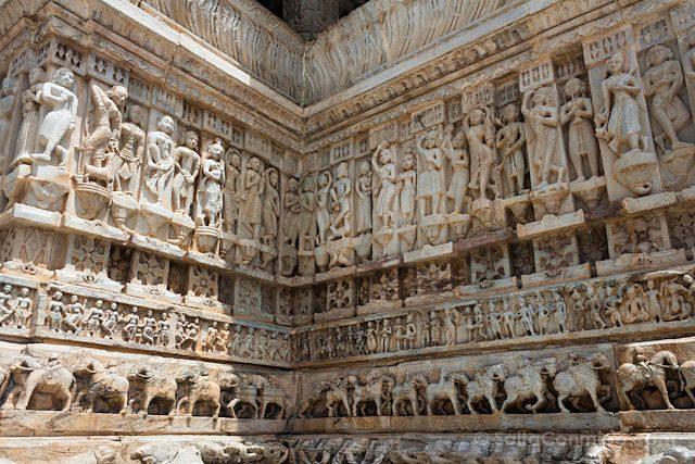 India Jainismo Rajastan Udaipur Jagdish