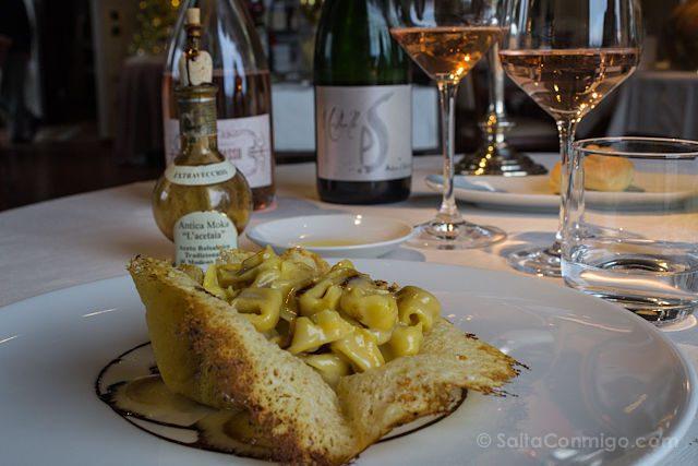Italia Modena Gastronomia Lambrusco Comida