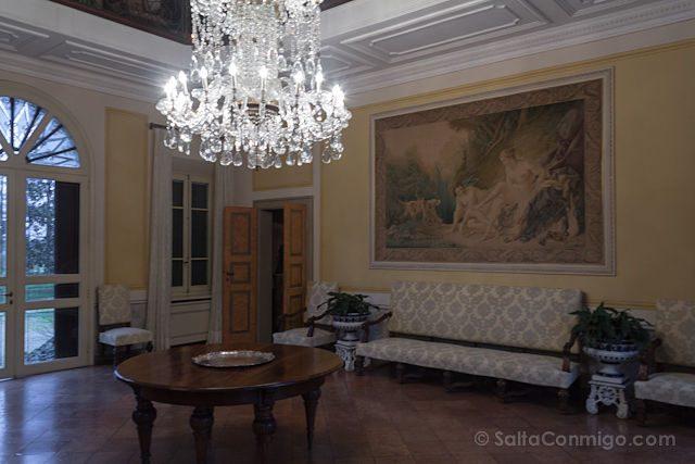 Italia Modena Gastronomia Lambrusco Villa di Corlo Interior
