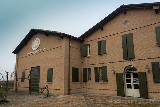 Italia Modena Gastronomia Lambrusco Villa di Corlo