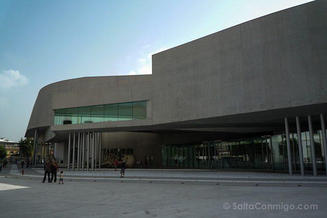Roma Alternativa MAXXI Museo