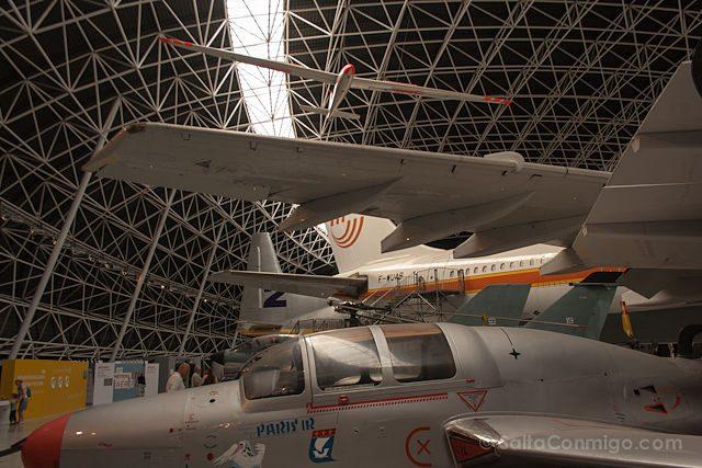 Toulouse Museo Aeroscopia Aviones