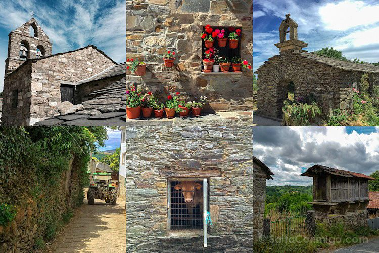CaminoTrip Pueblos Mosaico