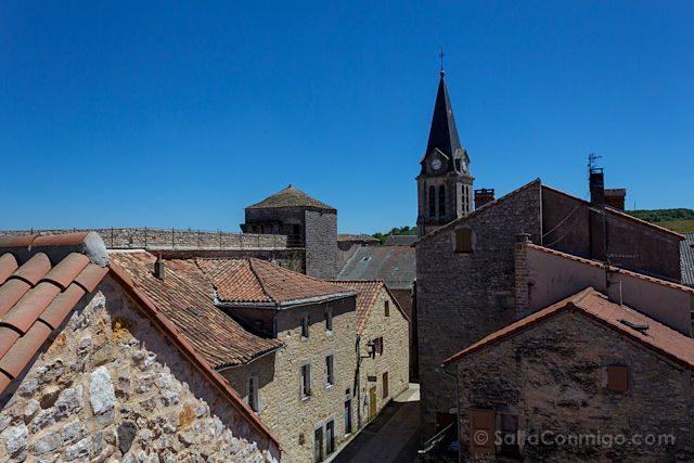 Francia La Cavalerie Templario Camino Ronda
