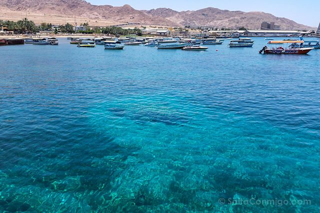 Jordania Aqaba
