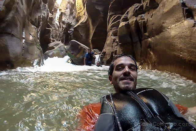 Jordania Wadi Mujib
