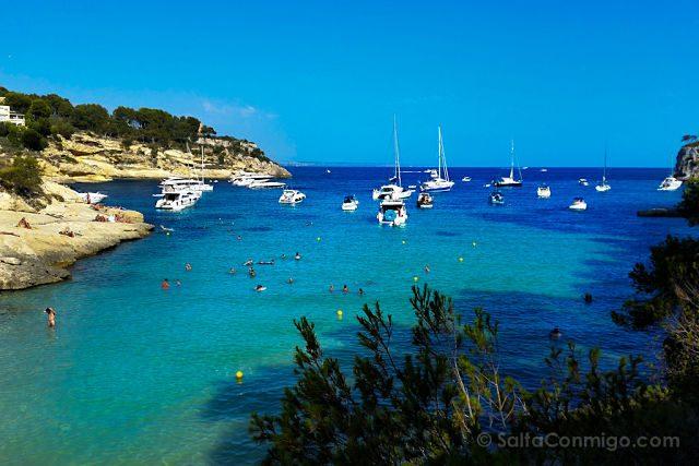 Mallorca Cala Mago