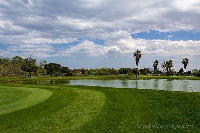 Valencia Oliva Campo Golf OlivaNova