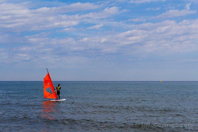 Valencia Oliva Windsurf