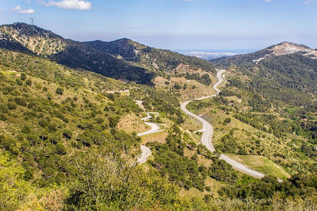 Baix Camp Tarragona Enoturismo Paisaje Alforja