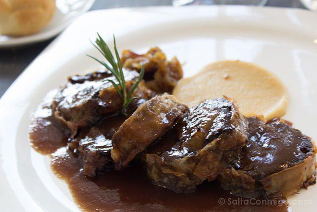 Baix Camp Tarragona Gastronomia Meloso Cerdo