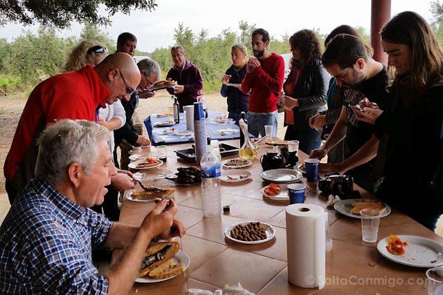 Baix Camp Tarragona Oleoturismo Desayuno Payes