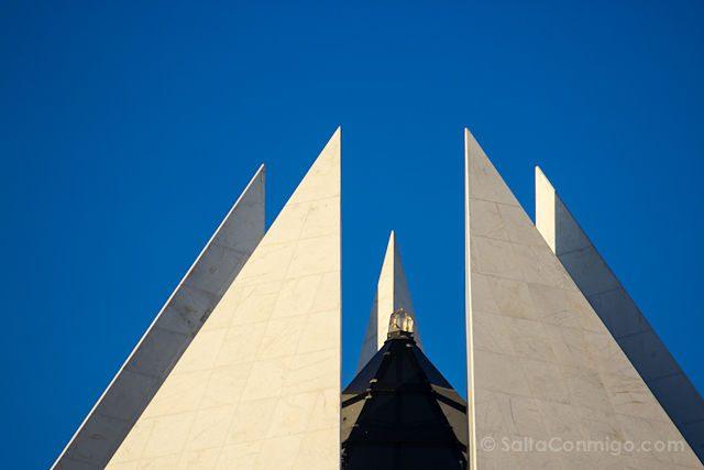 Brasil Brasilia Templo Boa Vontade Cristal