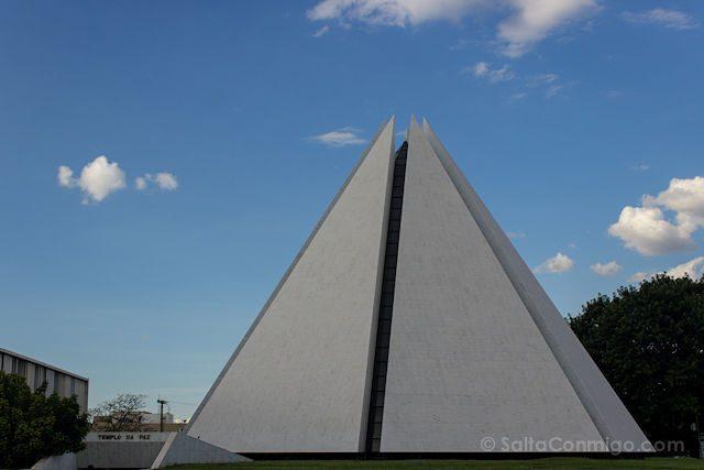 Brasil Brasilia Templo Boa Vontade