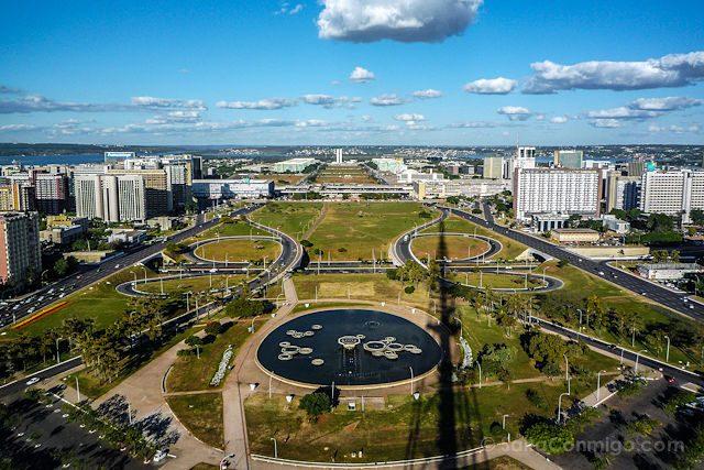 Brasil Brasilia Vista Torre Television