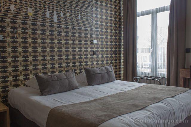 Flandes Bruselas Hotel Saint-Gery