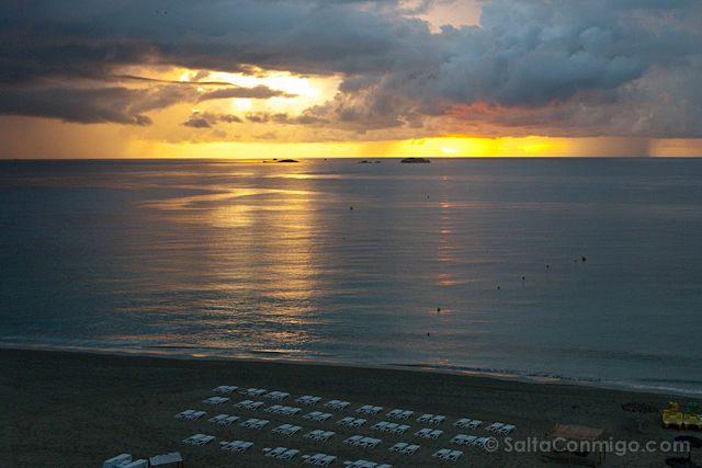 Ibiza Amanecer Playa D'en Bossa