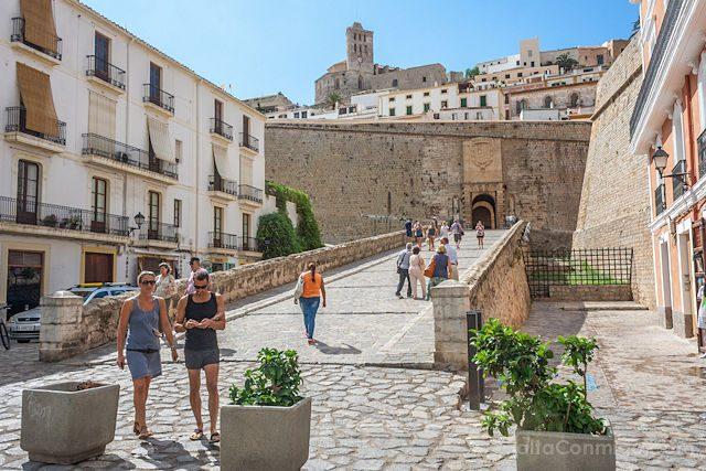 Ibiza Dalt Vila Pareja