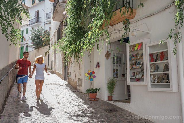 Ibiza Eivissa Pareja