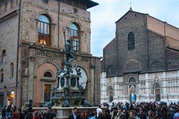 Italia Bologna Bolonia Neptuno
