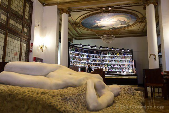 Madrid Semana de la Arquitectura Interior Circulo Bellas Artes