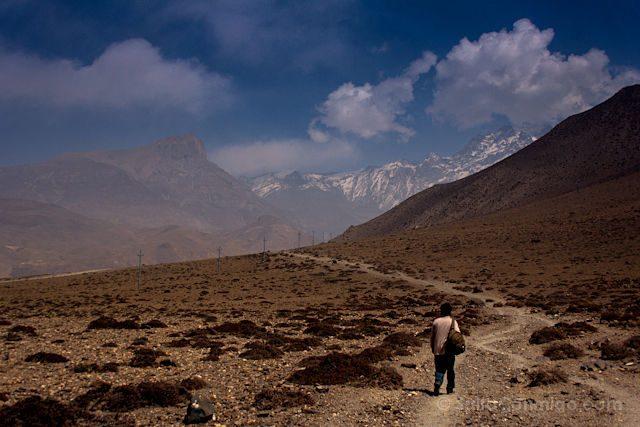 Nepal Kilometro Vertical Annapurnas Guia