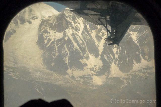 Nepal Kilometro Vertical Himalaya Avion Ventanilla