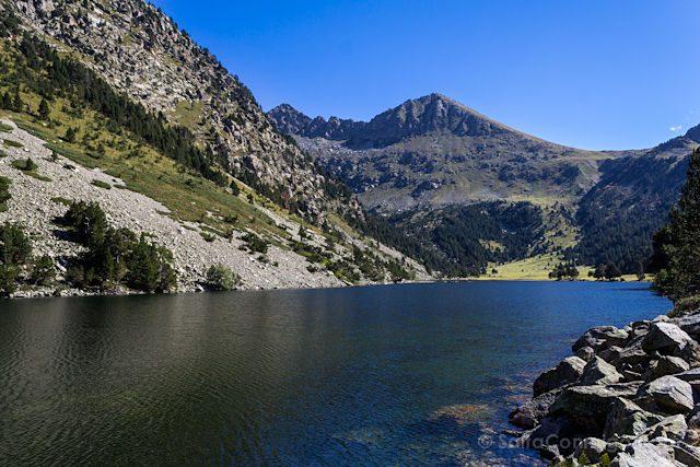 Vall De Boi Postales Parque Nacional Aiguestortes Estany Llong