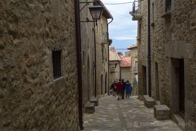 Aragon Sos del Rey Catolico Calles