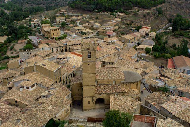 Aragon Uncastillo Vista Castillo