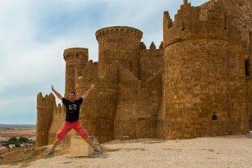 Cuenca Castillo Belmonte Salto