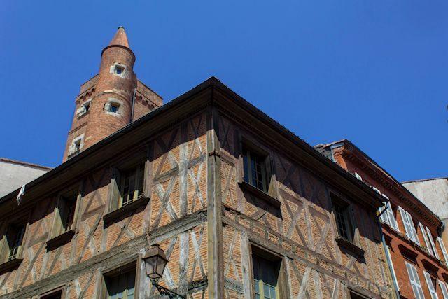 Francia Toulouse Arquitectura Edificios