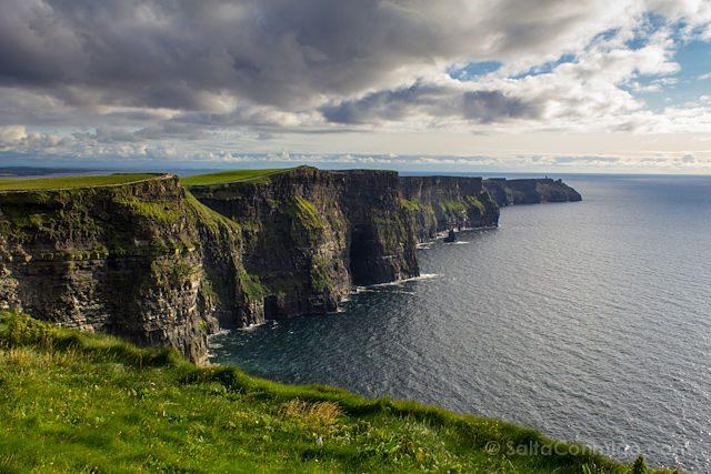 Irlanda Acantilados Moher