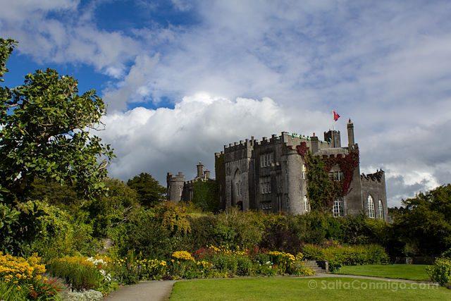 Irlanda Castillo Birr Exterior