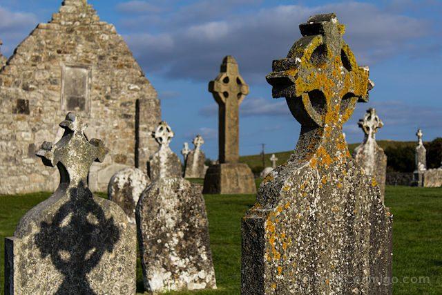 Irlanda Clonmacnoise