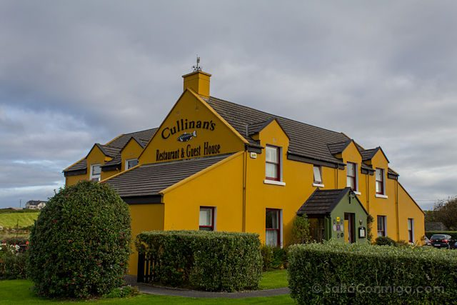 Irlanda Cullinans Seafood Restaurant Guesthouse Doolin