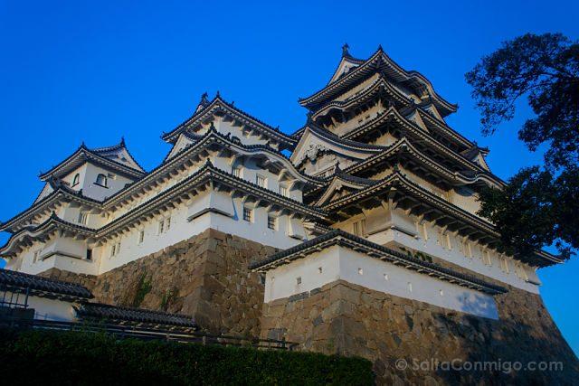 Japon Castillo Himeji-jō