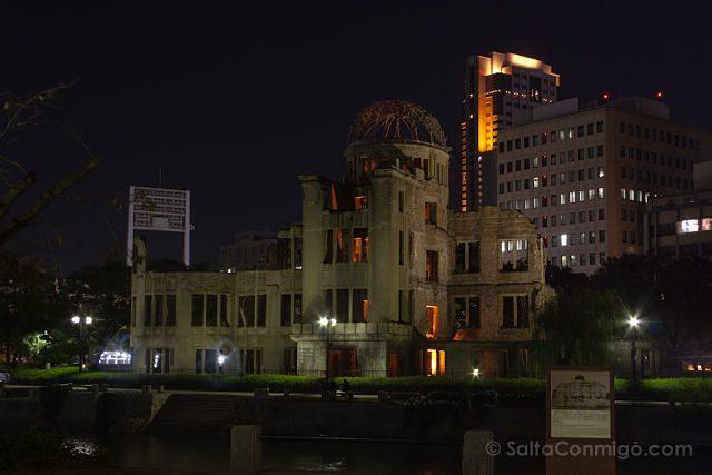 Japon Hiroshima Cupula Genbaku