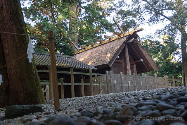 Japon Iseshi Ise-jingū
