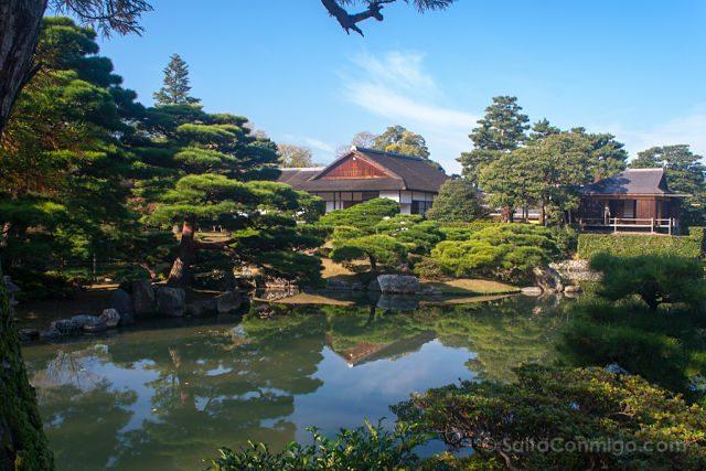 Japon Kyoto Villa Imperial