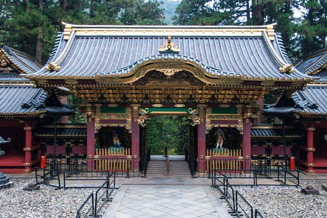 Japon Nikko Templo