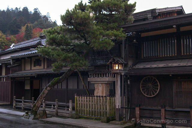 Japon Takayama San-machi Suji