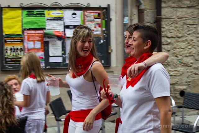 Navarra Sanguesa Fiestas
