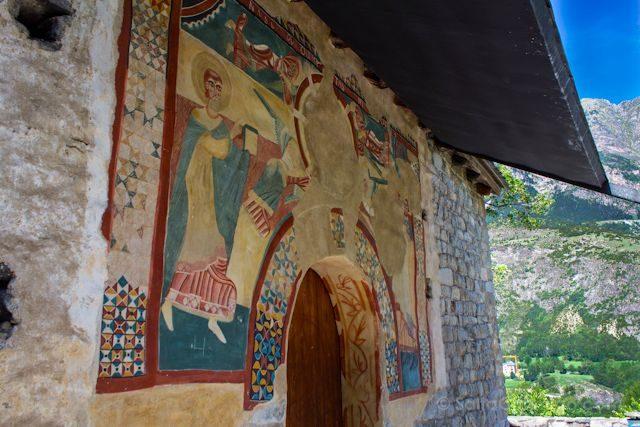 Vall De Boi Sant Joan Boi Pinturas Exterior