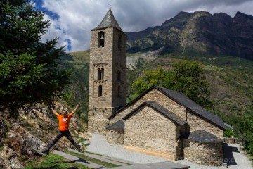 Vall De Boi Sant Joan Boi Salto